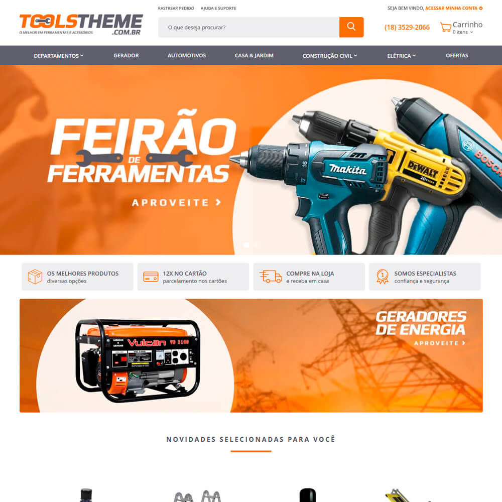 Cover Netstore Tools