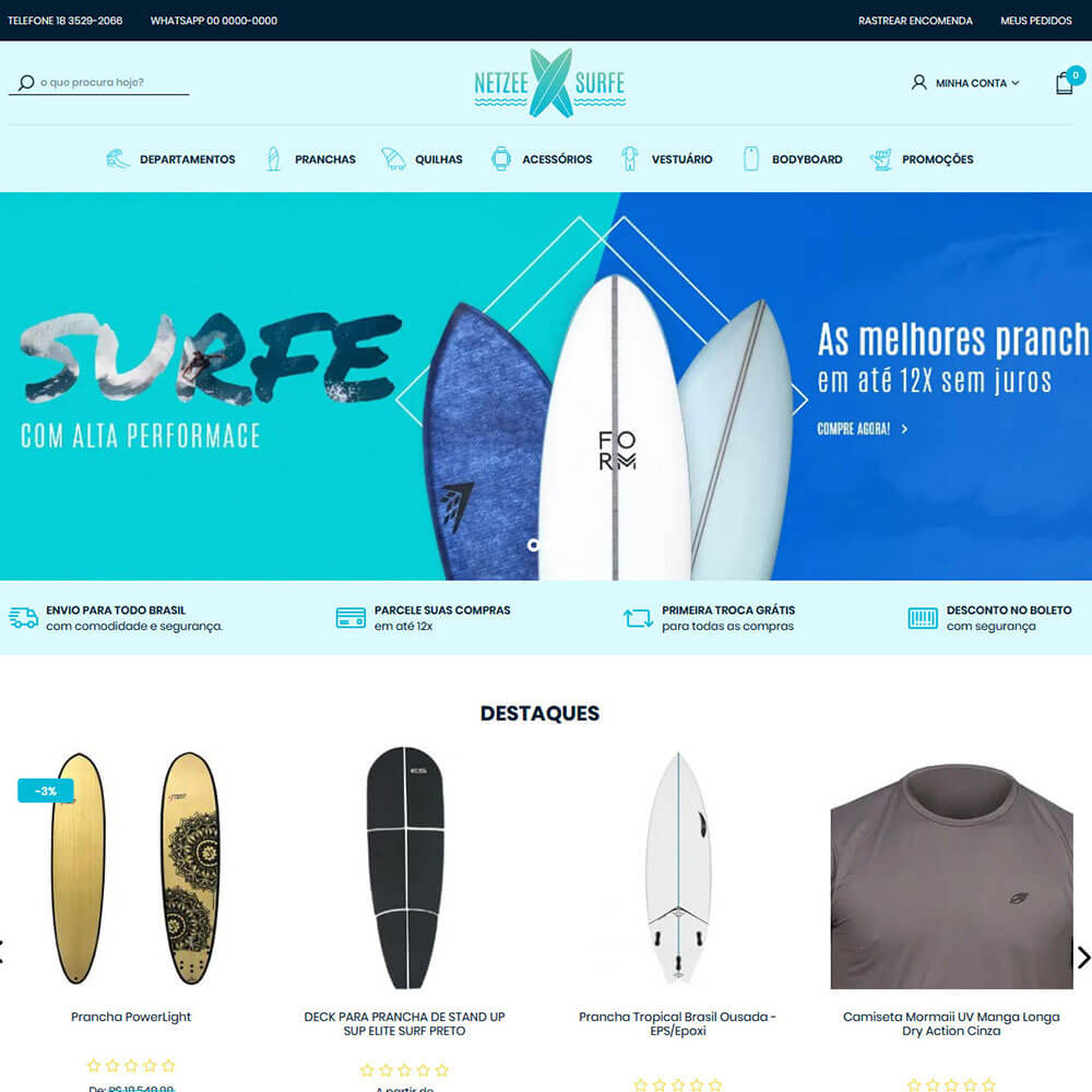 Cover Netzee Surfe